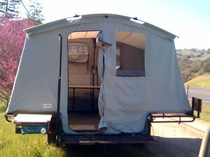 Jumping Jack Tent Trailer