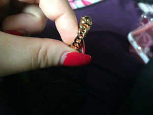 Marc by Marc Jacobs Rose Gold ring London Ontario image 2