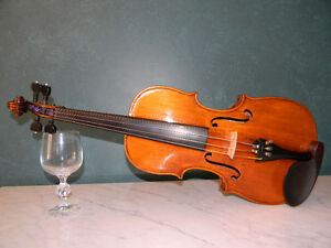 Vintage Hopf Violin 4/4 size Kitchener / Waterloo Kitchener Area image 2