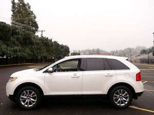 2013 Ford Edge Limited AWD  SUV, Crossover