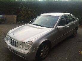 SOLD SOLD SOLD Merc clk 240 spairs repairs ***SOLD SOLD SOLD