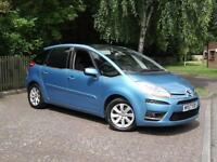 Citroen C4 Picasso 2.0HDi Exclusive**Diesel**Auto**FSH**Panoramic Roof**