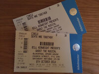 Ghost The Musical - Bargain Tickets Available (great seats!)