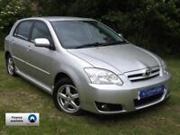 2005 (55) Toyota Corolla 1.4 D-4D Colour Collection 5 Door // DIESEL //