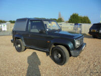 FOR SALE - Daihatsu Fourtrak 2.8TD Fieldman TDL