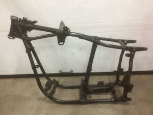 Shovelhead frame