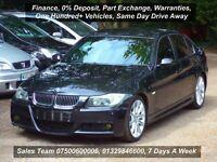 2007 BMW 3 Series 3.0 325d M Sport 4dr 7