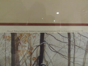 Stunning Large Signed Numbered Ltd Edition Print by Corbin! London Ontario image 2