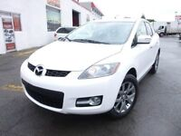 2009 Mazda CX-7 GT AWD- GR ELECTR-AC-MAGS-TOIT FINANCEMENT 100%