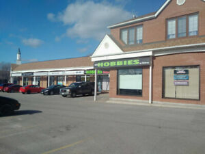 Strip Mall space available in Excellent Whitby location.