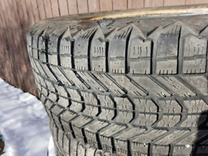 235 55 17 tires with rims