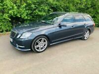 2013 grey Mercedes e class2.1 E220 CDI BlueEFFICIENCY Sport 7G-Tronic Plus (s/s