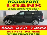 2009 DODGE NITRO AWD   $29 DN TO QUALIFY BAD CREDIT OK APPLY NOW Calgary Alberta Preview