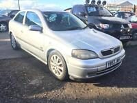 2004/53 Vauxhall/Opel Astra 1.6i 16v SXi LONG MOT EXCELLENT RUNNER