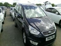 PCO REGISTERED | UBER READY | 2014 FORD GALAXY ZETEC POWERSHIFT 2.0 TDCi | UBER XL (AUTO)