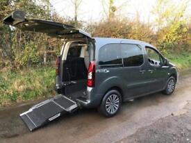 2015 Peugeot Partner Tepee 1.6 VTi 98 Active 5dr WHEELCHAIR ACCESSIBLE VEHICL...
