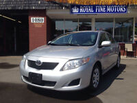 2010 Toyota Corolla CE Sedan ONE OWNER OFF LEASE EXTRA CLEAN