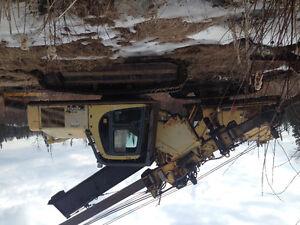Forestry Equipment:Delimber, Bunchers