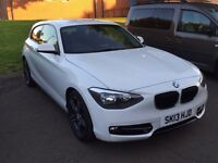 BMW 114i 2013 one owner from new