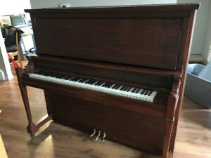 Free Piano!!  Must go ASAP!