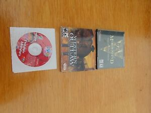 assorted PC games