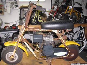 Buying crappy or broken bikes for 100-230