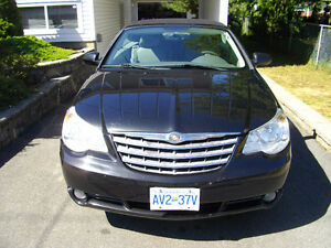 2008 Chrysler Sebring Limited Convertible