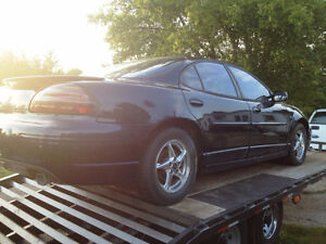 2004 Grand Prix 135K  for parts or reconditioning