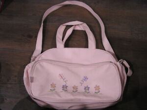Diaper or Carry Bags (2) for Infants and Toddlers