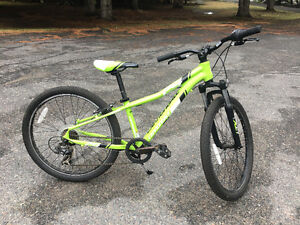 """Cannondale 24"""" Youth Mountain bike"""
