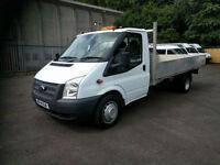 Ford Transit 2.2TDCi ( 125PS ) ( EU5 ) ( RWD ) 350EF 350 EF DRW DROPSIDE