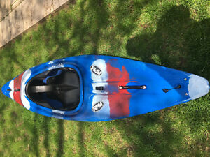 "Kayak White Water ""Dagger RPM"""