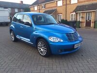 2008 Chrysler PT Cruiser 2.4 Limited Hatchback 5dr Petrol Manual (223 g/km, 141