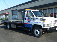 Mississauga Tow truck Driver.