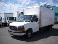 17 ft truck & 2 movers   ** $60 per hour **