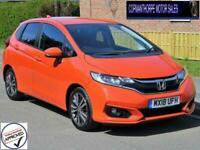 2018 Honda Jazz 1.3 i-VTEC EX (s/s) 5dr Hatchback Petrol Manual