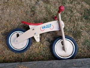 Bike skuut
