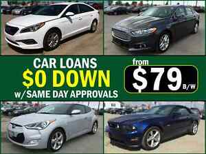 **$0 DOWN CAR LOAN EVENT IS HERE ** ALL CREDIT APPROVED ** Kitchener / Waterloo Kitchener Area image 3