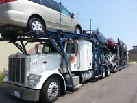 CAR HAULING, AUTO TRANSPORT, HIRING COMPANY DRIVERS
