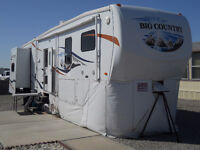 5th Wheel & GMC FOR SALE