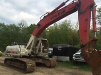 2006 330 LX Linkbelt excavator