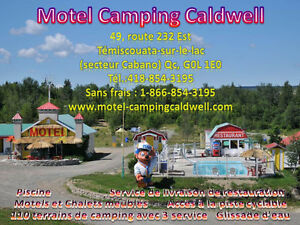 Motel Camping Caldwell Location 35$/Jours