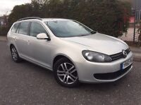 ***2010 VW GOLF 1.6 TDI BLUEMOTION 1 OWNER FULL UP TO DATE HISTORY*** £3495! *WARRANTIES*
