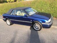 Rover 200 216 Cabriolet Full years MOT
