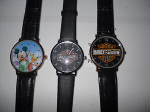 FOR SALE 3 WATCHES