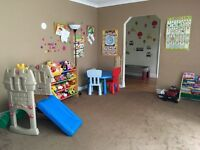 Mississauga daycare available