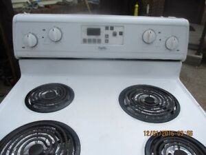 INGLIS ELECTRIC STOVE VERY CLEAN