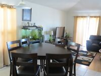 Fully Furnished 2 bedrooms house Mckenzie Towne SE-IMMEDIATELY
