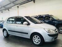 2007 Hyundai Getz 1.4 CDX 5dr