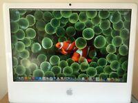 """iMac 17"""" très propre"""